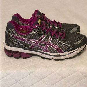 Asics Shoes - ASICS gel GT- 2170 silver/grey and purple sz 6.5